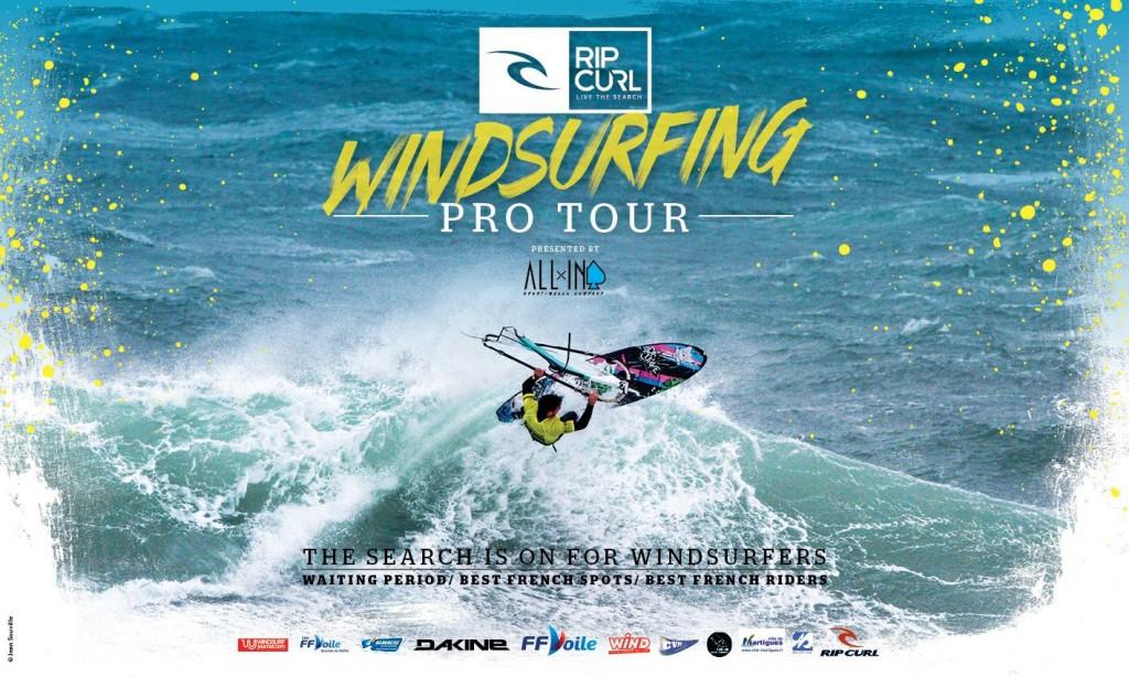 So Rad, Rip Curl Windsurfing Pro Tour, thomas traversa, jb caste, bruno andré, rob surfboards, audierne, top 30, da kine, julien taboulet